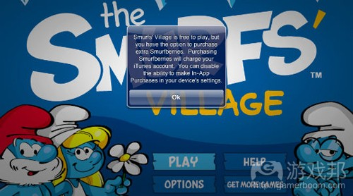 Smurfs_Village_warning(from macgasm.net)
