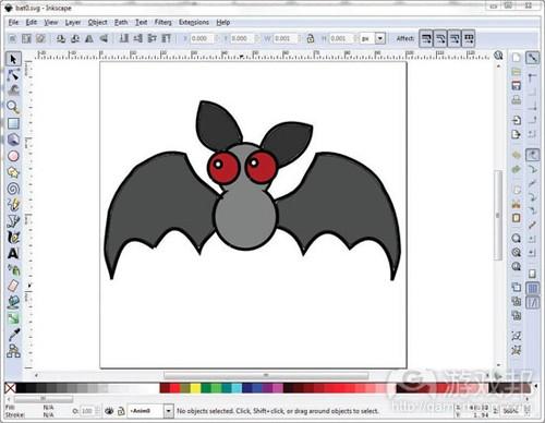 图2.1 inkscape(from gamecareerguide)