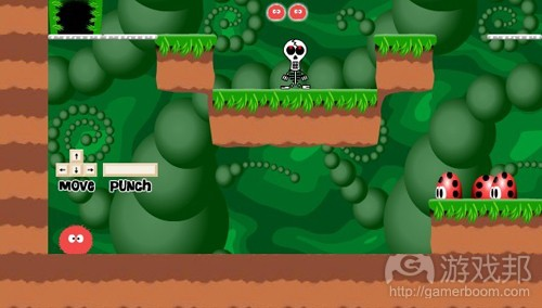 2d platform game(from wildbunny)