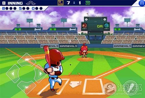 Baseball Superstars 2011 Pro(from pcworld)