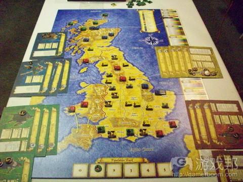 Britannia from armchairgeneral.com