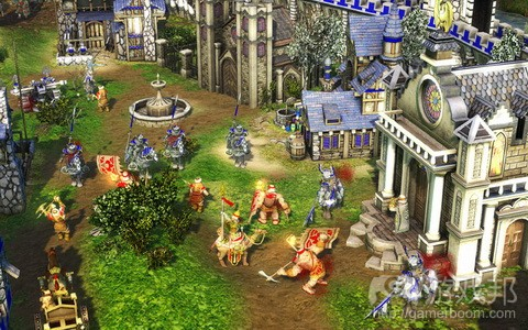 Empire Earth III from geforce.com