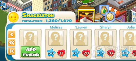 Friend ladder in Cityville from from gamasutra.com