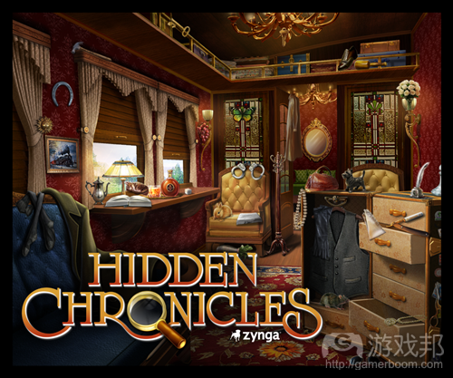 Hidden Chronicles(from games)