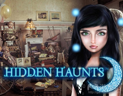 Hidden Haunts(from games)