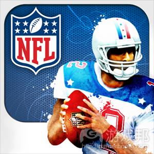 NFL Flick Quarterback(from iappfind.com)