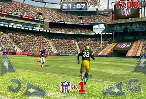 NFL Rivals(from pcworld)