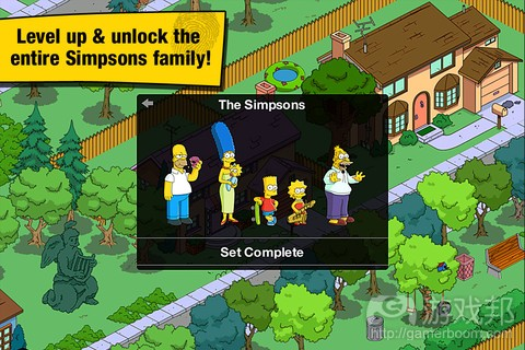 The Simpsons(from forums.toucharcade.com)