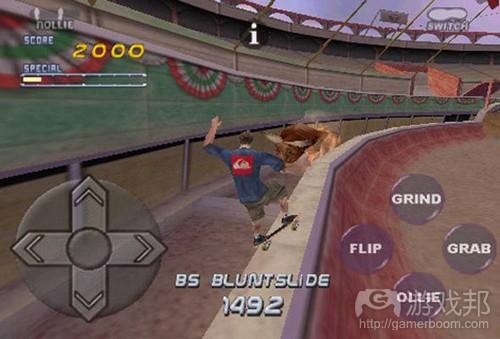 Tony Hawk's Pro Skater 2(from pcworld)
