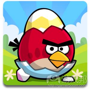 angry birds logo( from androidapplog.com)