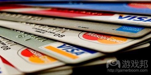 credit card(from games)