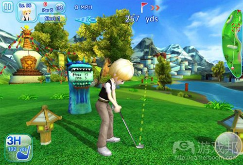 let's Golf!3(from pcworld)