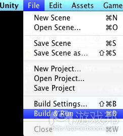 Unity To Xcode(from raywenderlich)