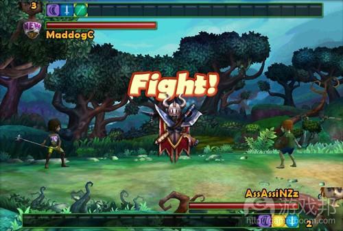 battle punks(from unigamesity.com)