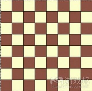 chessboard from fatcowgames.net