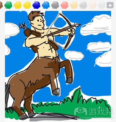 draw-something-centaur(from games)