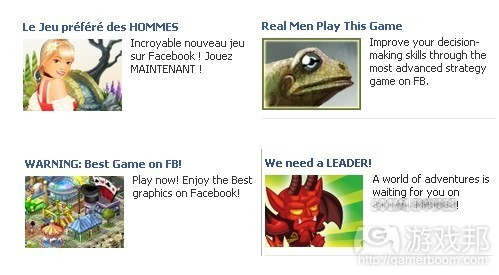 facebook game(from reactoweb)