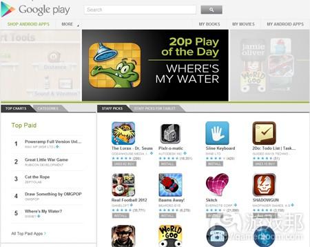 google play(from pocketgamer)