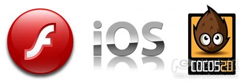 Flash-iOS-Cocos2D