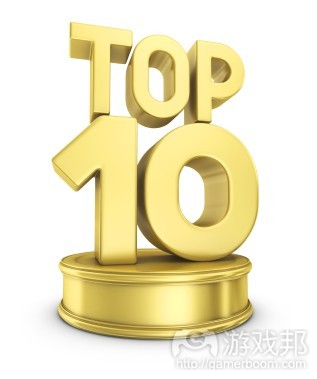 top 10(from games)