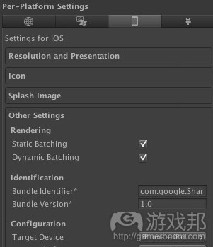 unity03_player_settings(from raywenderlich)