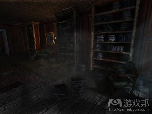 图3 失忆症:黑暗后裔(from gamsutra)
