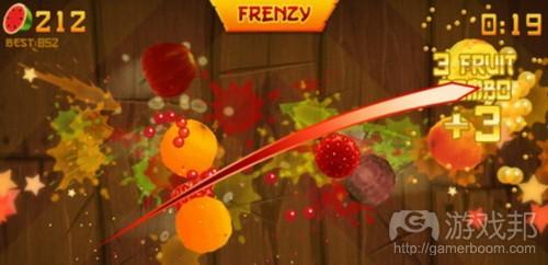 学习《水果忍者》这类杰出游戏的秘诀 from creativebloq.com