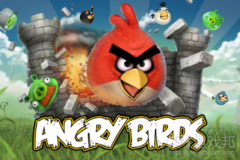 Angry Birds from androidnoodles.com