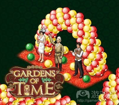 Garden of Time(from games)