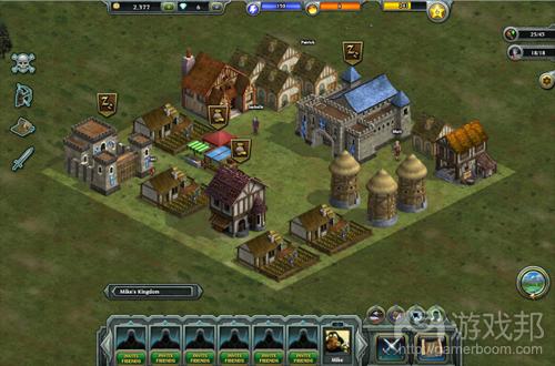 Kingdom Age(from insidesocialgames)
