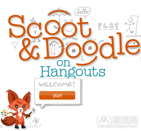 Scoot & Doodle(from games)