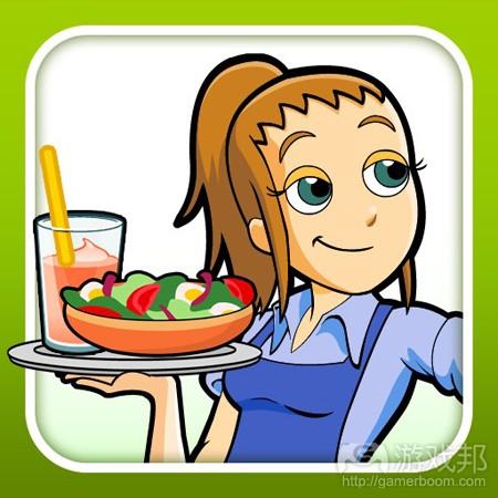 diner dash(from blog.games.com)