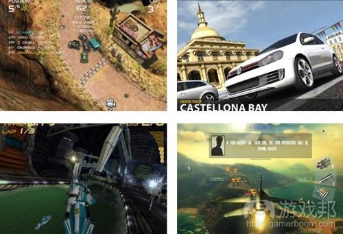 games running on new iPad(from gamesindustry)