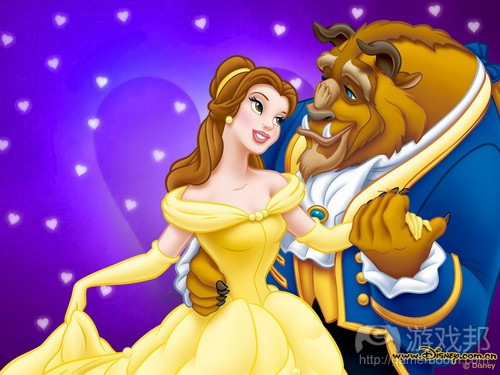 Beauty and the Beast from fanpop.com