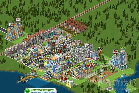 Cityville from gamasutra.com