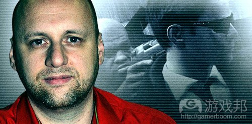 David Cage(from gameinformer.com)