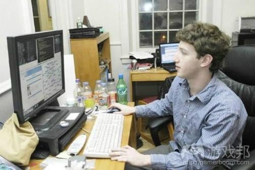 Mark Zuckerberg (from techcrunch)