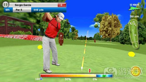 Real Golf 2011(from allaboutwindowsphone)