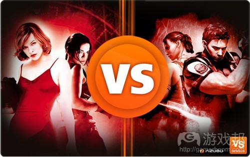 film vs video game(from azubu.com)