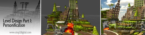 level design part 1(from gamasutra)