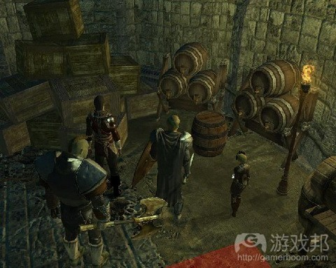 what do you make of this barrel from gamasutra.com