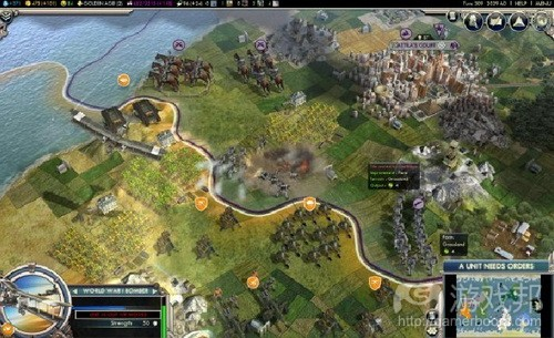 Civ V Gods and Kings扩充内容 from gamesindustry.biz