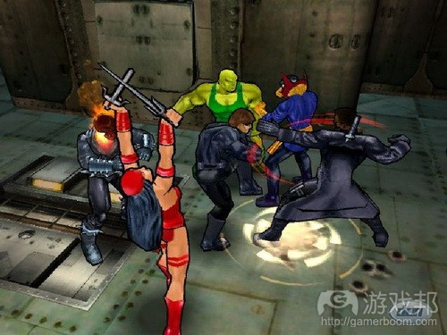 Marvel Ultimate Alliance from dignews.com