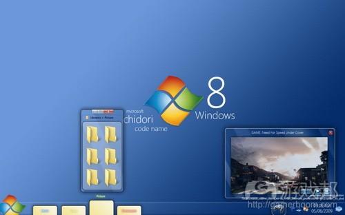 Windows 8 from pingban.baike.com