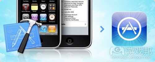 iOS development(from blog.betable)