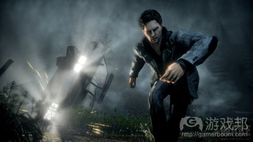 Alan Wake(from kotaku.com.au)
