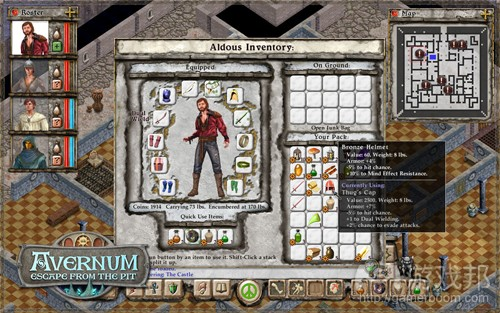 Avernum Escape from the Pit(from itunes.apple.com)