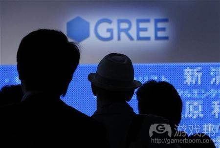 GREE-logo(from reuters.com)