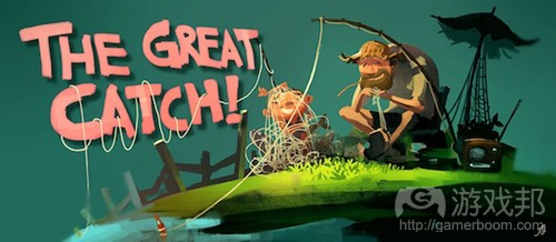 The Great Catch(from gamasutra)