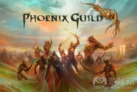 phoenix guild(from tuaw.com)